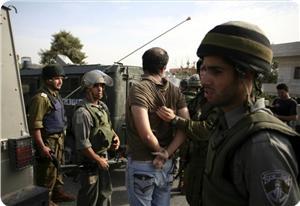 TENTARA ISRAEL KEMBALI TANGKAP PULUHAN WARGA PALESTINA