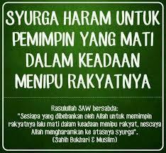 PEMIMPIN DALAM PERSPEKTIF ISLAM