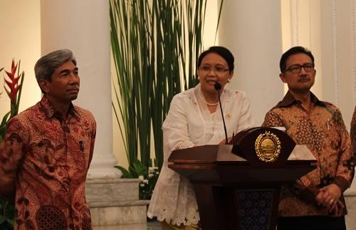 INDONESIA BERENCANA TUNJUK KONSUL KEHORMATAN DI PALESTINA