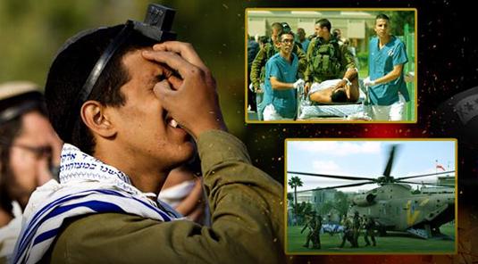 ISRAEL UNGKAP TIGA TENTARA YANG BUNUH DIRI SETELAH PERANG