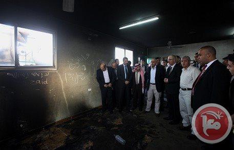 PM PALESTINA: SERANGAN TEMPAT IBADAH TINDAKAN TERORISME