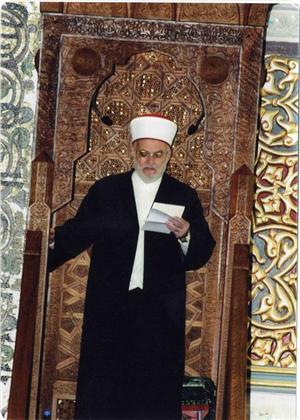 SYEIKH SHABRI: MASJID AL-AQSHA GARIS MERAH UMAT ISLAM