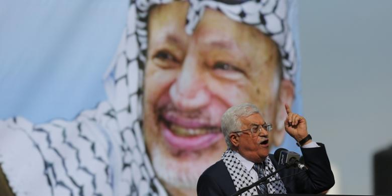 ABBAS: ISRAEL PICU PERANG AGAMA