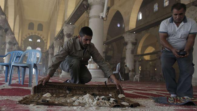 YORDANIA SIAP HENTIKAN SERANGAN ISRAEL DI MASJID AL-AQSA