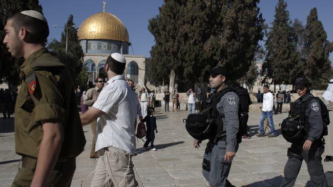 ISRAEL TERUS BERLAKUKAN PEMBATASAN JAMAAH MASUK MASJID AQSHA