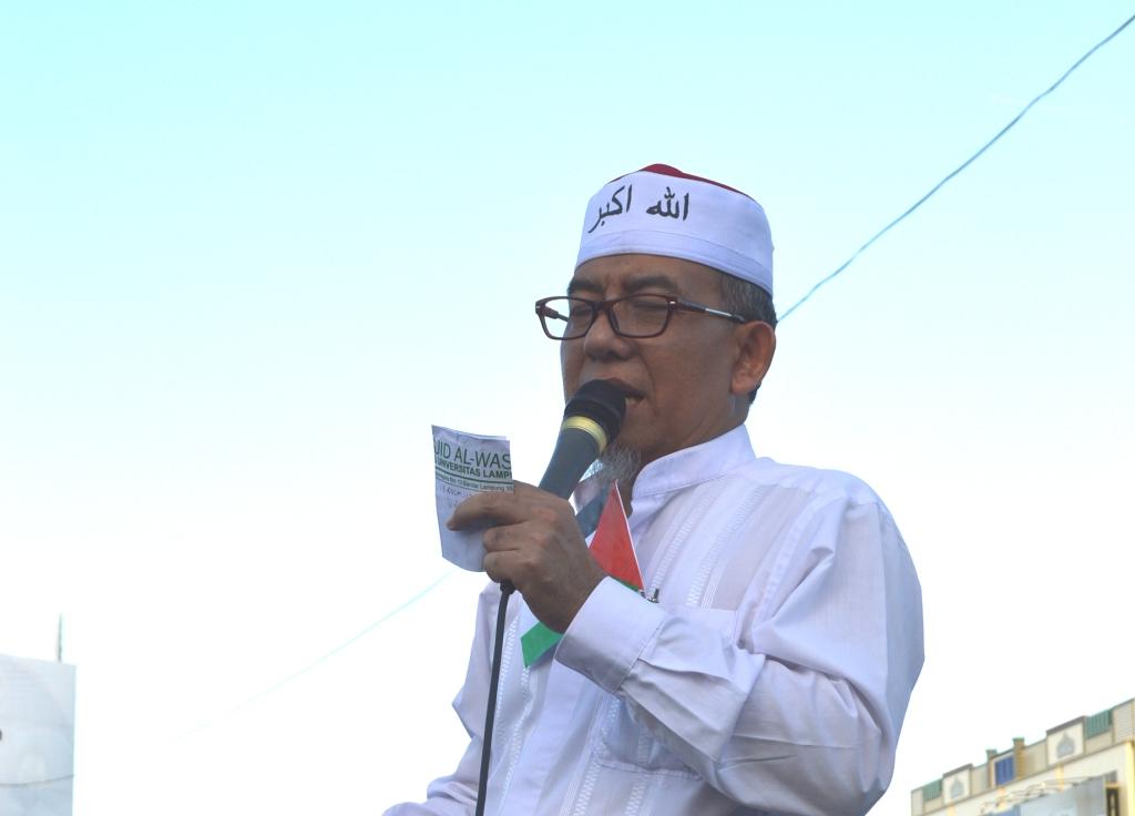 Imaam Yakhsyallah : Kami Selalu Bergerak Saat Al-Aqsha Terusik