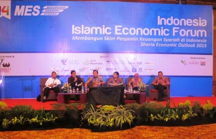 EKONOMI INDONESIA 2015 DIPERKIRAKAN LEBIH BAIK DARI 2014