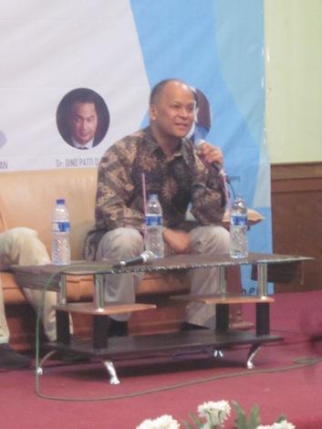 ILHAM HABIBIE: HADAPI MEA INDONESIA BELUM SIAP CIPTAKAN TEKNOLOGI