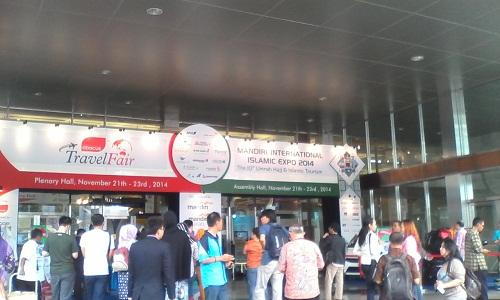 MANDIRI GROUP GELAR INTERNATIONAL ISLAMIC EXPO DAN TRAVEL FAIR