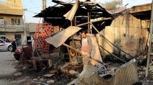SEMBILAN ORANG TEWAS DALAM SERANGAN BOM DI IRAK