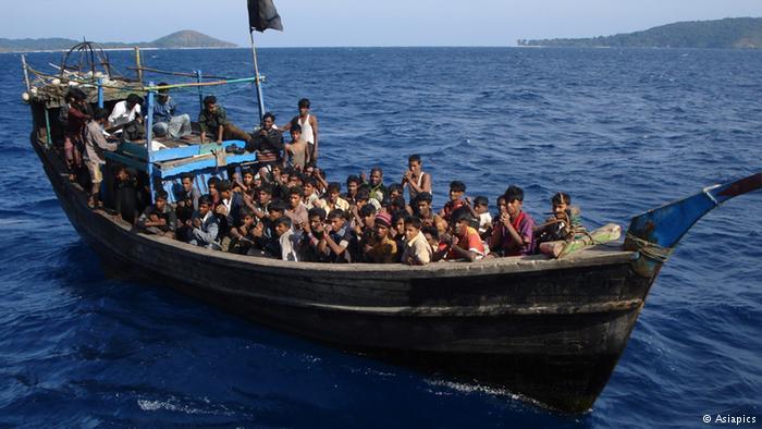 UNHCR: 53.000 ORANG MENYELUNDUP TINGGALKAN MYANMAR DAN BANGLADESH