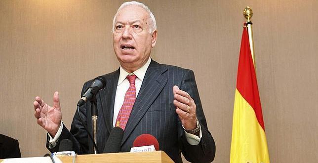 MENLU SPANYOL DESAK PALESTINA DAN ISRAEL  KEMBALI BERUNDING