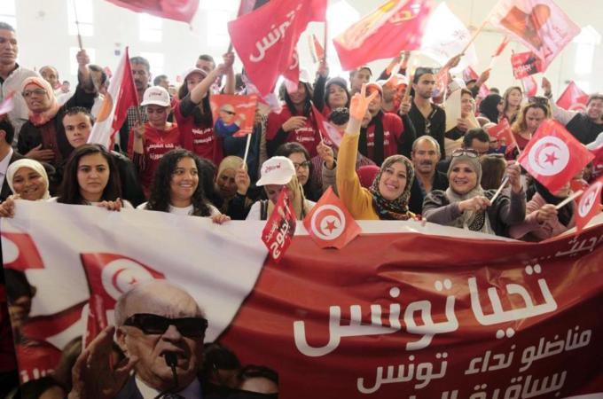 TUNISIA AHAD GELAR PEMILIHAN PRESIDEN BERSEJARAH