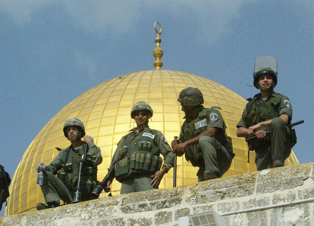 PALESTINA PERINGATKAN UPAYA 'ISRAEL' HANCURKAN AL-AQSHA