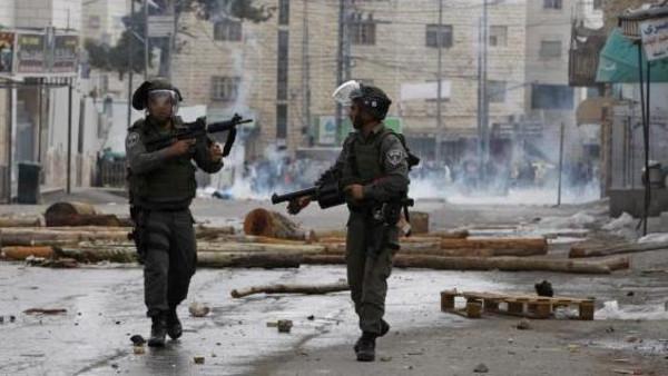 ISRAEL TEMBAKI WARGA PALESTINA YANG SEDANG HADIRI PEMAKAMAN