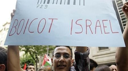 BELGIA KAMPANYEKAN BOIKOT PRODUK ISRAEL