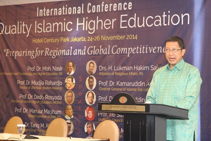 UIN JAKARTA DAN MALANG GELAR KONFERENSI INTERNASIONAL PERGURUAN TINGGI ISLAM