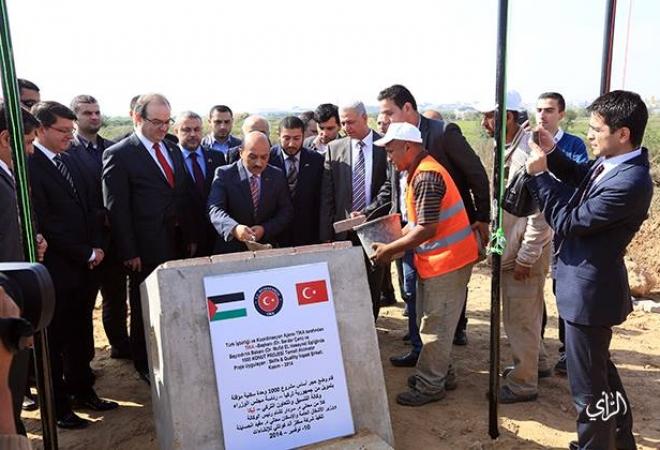 Pengusaha Gaza Serukan Israel Cabut Larangan Masuk Bahan Baku