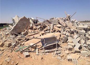 Buldoser Israel Menghancurkan Banyak Rumah Warga Palestina
