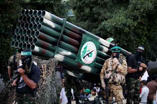 rocket launcher hamas
