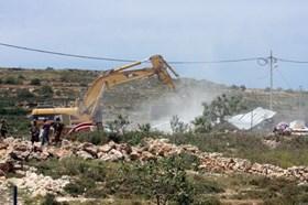 Pasukan Israel Hancurkan Pembangunan Jaringan Pipa Air di Utara Tepi Barat