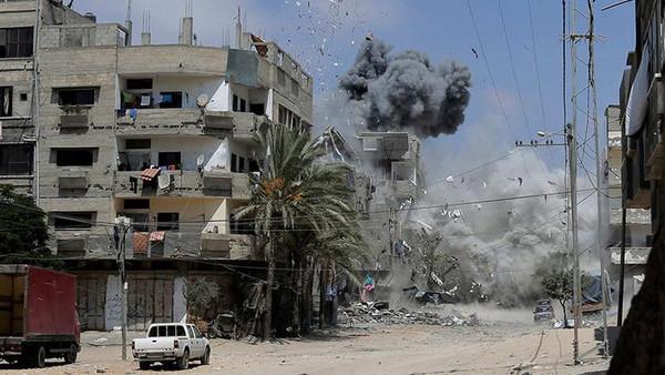 HAMAS: ISRAEL BERTANGGUNG JAWAB ATAS KETEGANGAN DI GAZA