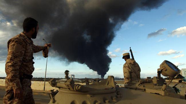 PBB TUNTUT KEADILAN PADA KEJAHATAN PERANG DI LIBYA