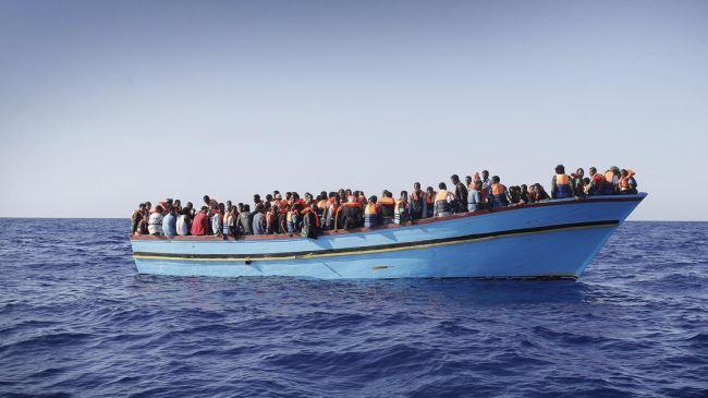 ITALIA SELAMATKAN 1.026 IMIGRAN DI LAUT MEDITERANIA