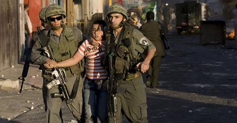Israel Tangkap 330 Warga Palestina Dalam Tiga Pekan Ramadhan