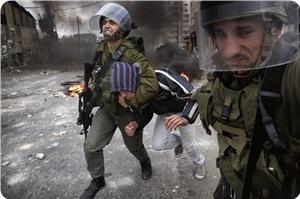 ISRAEL LAKUKAN PENANGKAPAN BESAR-BESARAN DI TEPI BARAT DAN AL-QUDS
