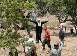PASUKAN ISRAEL SERANG DEMONSTRAN DI HARI TANAH PALESTINA