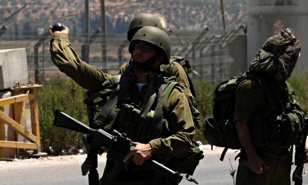 ISRAEL TUTUP SEKOLAH DI NABLUS