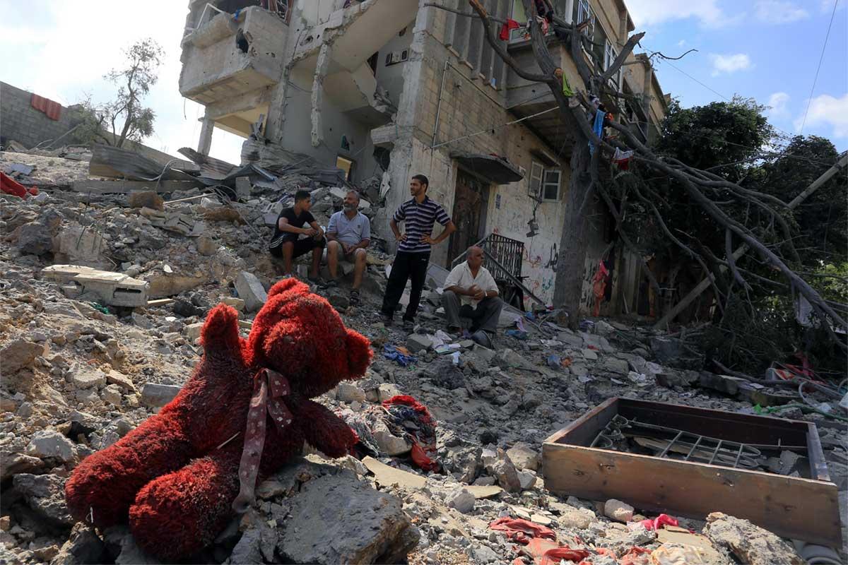UNRWA : Israel Tunda Lagi Rekonstruksi Untuk Gaza