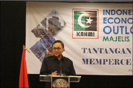 KETUA MPR: KETIMPANGAN PENGUASAAN SDA DI INDONESIA MASIH TINGGI