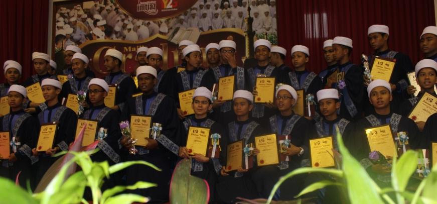 SEKOLAH IMTIAZ MALAYSIA WISUDA 54 HAFIDZ AL-QURAN