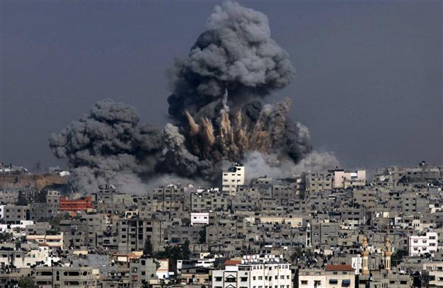 AMNESTY INTERNASIONAL SEBUT ISRAEL LAKUKAN KEJAHATAN PERANG