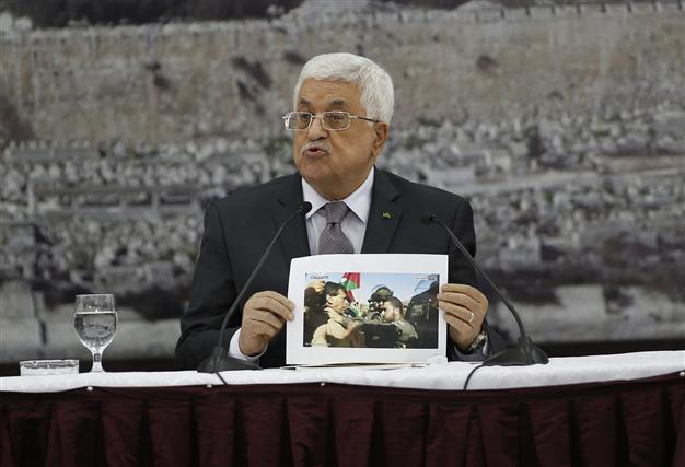 Abbas Desak Israel Bebaskan Tahanan Palestina di Tengah Pandemi