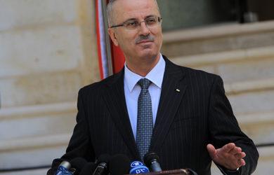 Rami Hamdalah: Kabinet Palestina siap Mundur Demi Pemerintah Persatuan