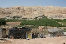 PEMERINTAH ISRAEL PAKSA KOSONGKAN PEMUKIMAN KAABINAH
