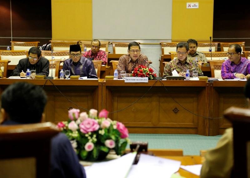 MENAG: ONGKOS HAJI INDONESIA TERMURAH