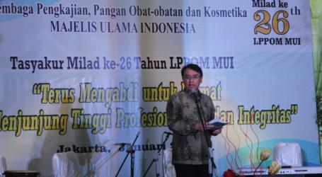 KEPALA BPOM: KAMI DUKUNG INDONESIA JADI PUSAT HALAL DUNIA