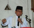 Imaamul Muslimin Yakhsyallah Mansur. Photo By : Hadis/MINA