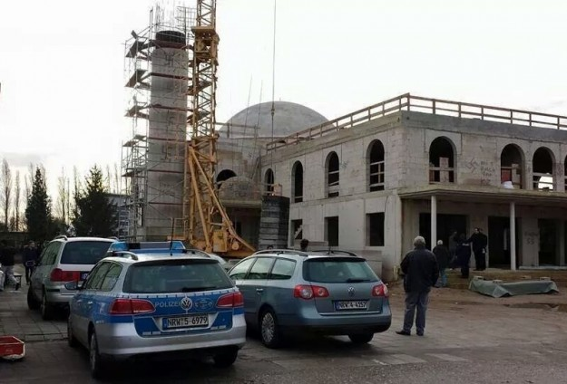 Surat Anti-Muslim Dikirim ke Masjid di Jerman