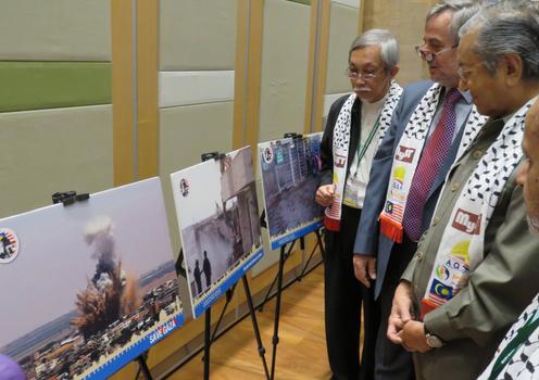 LEMBAGA MALAYSIA-YERUSALEM ADAKAN KONPERENSI BANTU REKONSTRUKSI GAZA