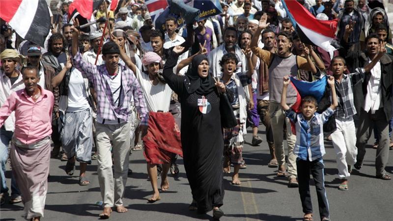 PROTES YAMAN