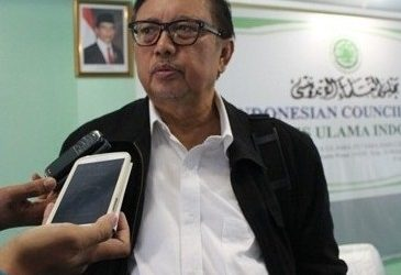 SLAMET EFFENDY YUSUF  : KONGRES UMAT ISLAM INDONESIA FOKUS TIGA ISU