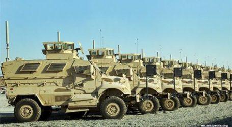 AS BERIKAN AS$ 2 MILIAR UNTUK LATIH MILITER IRAK HADAPI ISIS