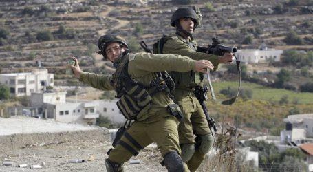 TENTARA ISRAEL SERANG PEKERJA TOKO ROTI DI NABLUS