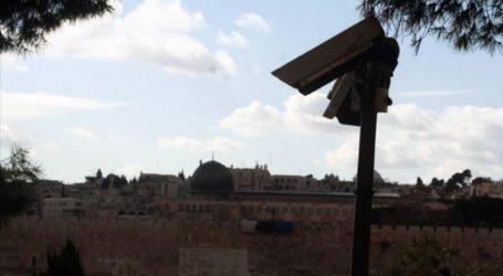 ISRAEL MAKIN MERASA TAK AMAN, PERBANYAK KAMERA PENGINTAI DI WILAYAH AL-QUDS