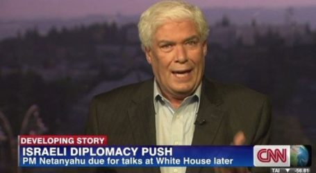 NEWS ANCHOR CNN MENGUNDURKAN DIRI SETELAH MENGRITIK PROPAGANDA ISRAEL
